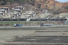 Town close to Sinanju, North Korea (argilaga) Tags: sinanju northkorea dprk korea socialism communism kimilsung travel asia