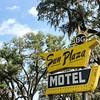 Sun Plaza Motel (saguarosally) Tags: ocala silver springs florida motel motelsign sign signage signs
