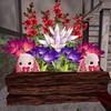 +FH+ Blooms and Bunnies (melyna.foxclaw) Tags: fh bunnies flowers greenhouse iheartslfeed secondlife spring twe12ve inverse