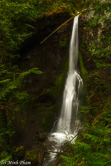 Marymere Falls (Tri Minh) Tags: marymerefalls waterfall washington pnw pacificnorthwest northwest