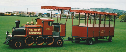 The Nutty Choochoo at the Oval on 20 March 2004