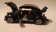 Lego vw beetle build (barneysharman) Tags: volkswagen lego vw beetle bug baja herbie car vehicle moc camper dub custom minifigure scale splitscreen monster bugjam classic retro bricks