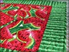 841_Watermelon Table Topper_c (QuiltinWaYnE) Tags: quilted handmade kitchentabledecor diningtabledecor coffeetabledecor tablemat tabletopper tabledecor quiltedtabletopper quiltsy etsyseller etsyquilter etsy etsyshop etsyhandmade qqqetsy quiltedtabledecor tablelinen handmadequilt tablequilt