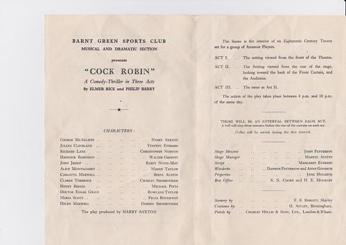 Dec 1951: Programme 2