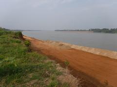 Mekong River north of Nam Pe (SierraSunrise) Tags: nampe rattanawapi nongkhai thailand isaan esarn rivers mekongriver mekong water