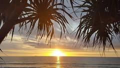 Thailand (Alhennah) Tags: ko lanta klong nin sunset paradise samsung s6
