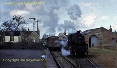 JMB T36 41 Appleby East 43120 on Appleby West to Kirkby Stephen East Goods 2111966 (Ernies Railway Archive) Tags: ner lner stainmoreroute applebyeaststation