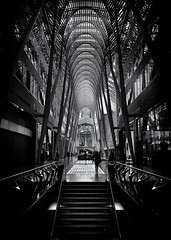 Allen Lambert Galleria Toronto Canada No 1 (thelearningcurvedotca) Tags: allenlambertgalleria briancarson canada canadian ontario thelearningcurvephotography toronto abstract arch architecture atrium background blackandwhite bnw building city columns concept construction design downtown environment famous geometric glass indoors interior landmark light lines monochrome pattern perspective shape steel street structure texture urban wall window absolutearchitecture awardflickrbest bwartaward bwmaniacv2 bej blackwhitephotos blackandwhiteonly blogtophoto bwemotions cans2s discoveryphotos iamcanadian linescurves noiretblanc torontoist true2bw theworldofarchitecture yourphototips