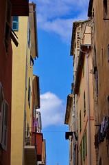 657 - Bastia rue Monseigneur Rigo (paspog) Tags: bastia corse ruemonseigneurrigo corsica france mai may 2018 façades fassaden facades