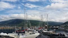 havn i Tromsø (o.tacke) Tags: tromsø water wasser hafen havn harbor vann boat boot båt