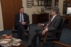 Meeting with Los Alamos National Laboratory Director Designate Thom Mason