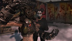 Mickey...I'm Tellin' Yah It Was This Big... (tralala.loordes) Tags: tralalaloordes tralala tra loordes secondlife sl virtualreality vr avatar postapocalyptic apocalypse gasmask pinelake tralalasdiner diner photoopsim slblogging flickrblogging remarkableoblivion drdpostapocalytpicnerdneckwrap deathrowdesigns dlprotectirgasmask contraption junkershand laststand demonichelltattoo faustmickeymask grunge ruins dirt rust scavanged mickey mouse