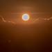 Sunset at Mount Bromo
