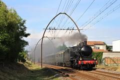 140c38_Le_Bouscat (colson.p) Tags: railway steam 140c 140c38 old locomotive le bouscat soulac 1900 soulacsurmer bordeaux verdonsurmer cftlp