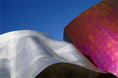MoPOP (leuntje) Tags: seattle washington usa mopop museumofpopculture architecture frankgehry