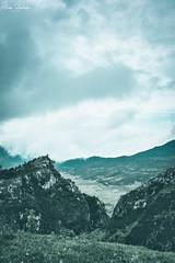 Lagos de Covadonga II (Álvaro Hurtado) Tags: nikon d7200 sigma naturaleza nature paisaje landscape asturias españa spain oviedo monte mount montaña mountain lagos lakes covadonga picos europa niebla fog mist árboles trees cielo sky luz light verde green nubes clouds