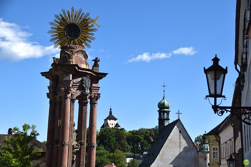 There is much to see in Banská Štiavnica