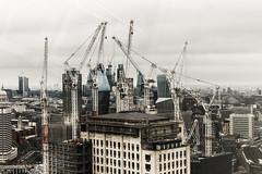 Bau-Boom (tan.ja1212) Tags: london kräne häuser stadt cranes houses city
