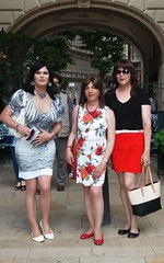 Budapest - Piarista köz (Alessia Cross) Tags: crossdresser tgirl transgender transvestite travestito