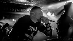 Voidhanger - live in Bielsko-Biała 2018 fot. MNTS Łukasz Miętka_-6