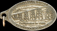 20180729_3297_7D2-100 High Level Bridge keytag #2 (johnstewartnz) Tags: canon canonapsc apsc eos 100canon 100mm 100mmf28lmacro 100mmmacro macro macromonday macromondays tripod trinket keytag keyring lethbridge highlevelbridge lethbridgeviaduct canada alberta 7d2 7dmarkii 7d canon7dmarkii canoneos7dmkii canoneos7dmarkii