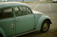 nr. 53 (Kaster-Petsai) Tags: vw bug kodak film photography car analog mood 53