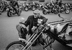 From father to son (gwpics) Tags: motorbike england people streetphotography trike greatbritain boy english charity motorbiker children fatherhood child threewheeled biker motorcycle british father sport son family archive uk mono analog anolgue britain editorial everydaylife film leica lifestyle monochrome person socialcomment socialdocumentary society streetscene streetphotos streetpics unitedkingdom bw blackwhite blackandwhite kids street streetlife