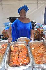 DSC_6184 Petticoat Lane Sunday Street Market London Mama Gifty Kitchen Delicious Ghanaian West African Cuisine (photographer695) Tags: petticoat lane sunday street market london mama gifty kitchen delicious ghanaian west african cuisine