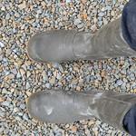 224 -- Wellworn Wellies from 1970 -- Rubberboots -- Gummistiefel -- Regenlaarzen thumbnail