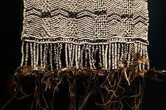 Apron of beads, feathers and fiber - Papua, New Guinea, end 19th Century (Monceau) Tags: apron beads feathers fiber papua newguinea