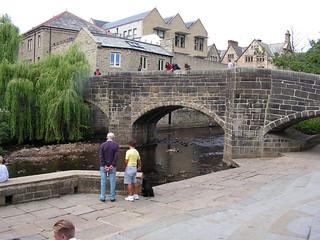 PICT0075 Hebden Old Packhorse Bridge