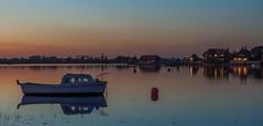 The Gloaming (Visible Landscape) Tags: uk england westsussex visiblelandscape gloaming landscape photography sunset reflection colours twilight