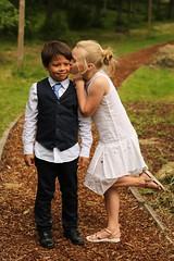 028 (rik.kiekens) Tags: cuteboy girl boy youngcouple younglove couples blond brown wedding cutegirl lovely love