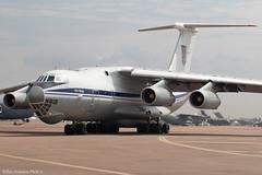 78820 1607v copy (Baz Aviation Photo's) Tags: 78820 ilyushin il76md ukrainianairforce riat fairford