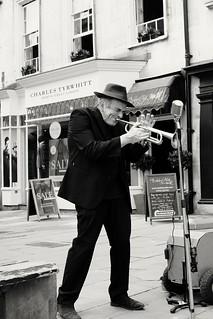 Jazzman.