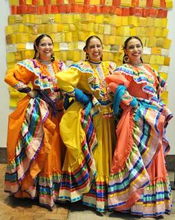 Smiling Dancers Tucson Arizona