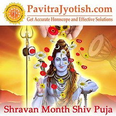 Shravan Month Shiv Puja (One Month Shravan Shiv Puja)  Because of importance of lord Shiva, Shravan month is one of the most auspicious times, as per Hindu mythology. Celebrate the divine occasion on this month and bless your life with perpetual prosperit (Pavitra Jyotish Kendra) Tags: shravanmonthshivpuja godshiva sawanmaas lordshiva pavitrajyotish pujaandanushthan