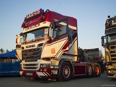 Scania R Streamline Topline Lex-Us (D) (LiTTLeeG.photo) Tags: scania r streamline topline lexus mt mastertruck 2018