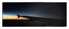 Vol EZY483 (Jean-Louis DUMAS) Tags: panoramique plane sunset crépuscule sly ciel avion fly