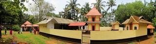 Sree Siva Badhrakali Temple Elenthikkara 2