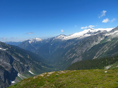 Cascade Pass at North Cascades NP in WA (Landscapes in The West) Tags: cascadepass sahalearm trail hike northcascadesnationalpark washington landscape pacificnorthwest