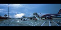 20150821 西哈努克港 机场 xpan RDPiii 04 (tlong_zhuhai) Tags: color film hasselblad xpan 45mm f4 fuji rdp selfdevelop e6 4ccd jobo 1520 epson perfection v700 landscape tourism travel angkorair cambodia