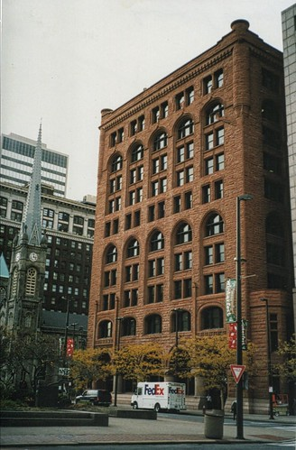 Cleveland Ohio -  Society for Savings Building - Historic Building
