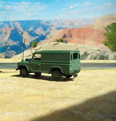 1:76 Scale Diecast Model British Military Land Rover Defender By Oxford Diecast Limited Swansea Wales United Kingdom 2017 : Diorama Arizona Scene - 10 Of 17 (Kelvin64) Tags: 176 scale diecast model british military land rover defender by oxford limited swansea wales united kingdom 2017 diorama arizona scene