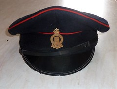 Essex Yeomanry (martyboy2 of Britain) Tags: essexyeomanry british army regiment peaked cap