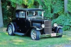 007 (2) Show n' Shine (srypstra) Tags: fordv8shownshinecarshow heritageacres 1931 modela hotrod roadster ford sherirypstra