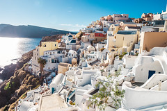 Oia,Santorini (Vagelis Pikoulas) Tags: oia santorini thira cyclades kyklades greece canon 6d tokina 1628mm landscape city cityscape urban europe travel 2018 january winter sea seascape village
