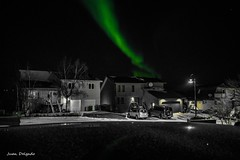 just green (juadel) Tags: northern lights aurora night yellowknife alberta