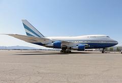 VQ-BMS (ianossy) Tags: vqbms boeing 747sp21 b74s las lasvegassands