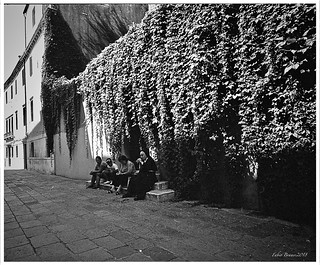 Pilgrims. Leica M3- Leitz super angulon 21\4. Kodak Tx400. Epson V800